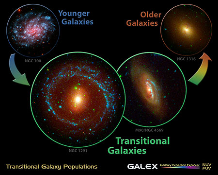 Portrait of a Galaxy's Life