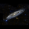 NASA Lends Galaxy Evolution Explorer to Caltech