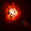 Flares May Threaten Planet Habitability Near Red Dwarfs